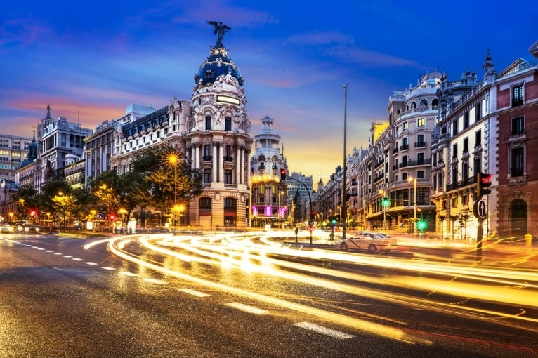 Madrid, fall in love with the capital